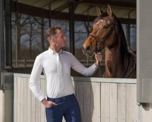 Koszula konkursowa Check damska Zdrowy Koń