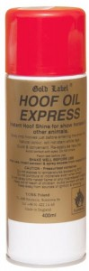 """Hoof Oil Express"" 400ml nabłyszczacz do kopyt"