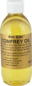 """Comfrey Oil"" 250ml olejek do wcierania"