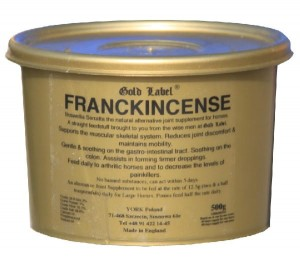 "'Frankincense"" 500g suplement na stawy"